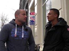 Talonneur hollandais facialized