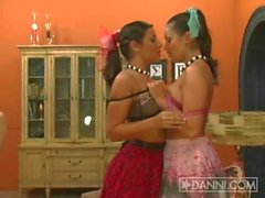 Erica Campbell, Aria Giovanni & a mp_ Aimee Sweet Hazing Aimee_(pornolol)