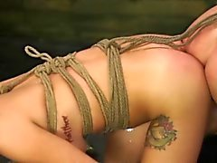 FetishNetwork Bibi Miami and Callie Calypso bound hard