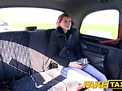 Fake Taxi Innocent adolescente toma polla gorda grande