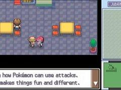 Pokémon-Platin - Episode 3 Passen Sie heraus für Clowns auf