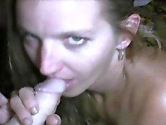 Fellation And Banging Point de vue Avec des Blonde fissures prostituée