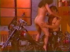 Madison motociclista menina 2
