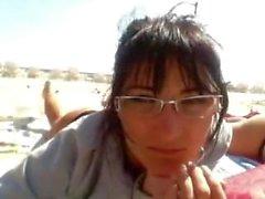 Chica de playa