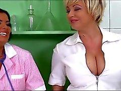 J. B. El doctor de masajes - joder Sexo En El