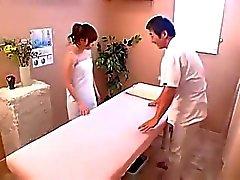 Japonês Óleo de Massagem e foda lado 1 de