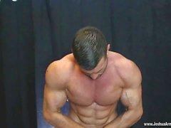 Muskelman fängelse kran