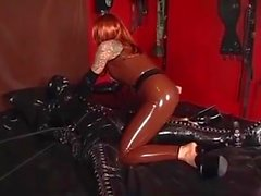 Mistress's Treatment for Faggot Slaves