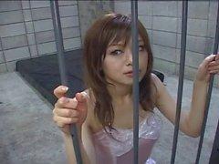 Nihon девять - цензуры тюремный сперма в жопе