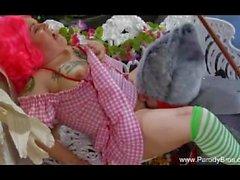 Med Midget visst kön från Trollkarlen från Oz