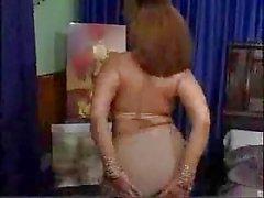 Paquistaní tiíta bigboobs baile desnudas hermosas en su cuarto
