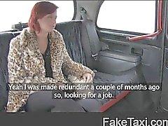 FakeTaxi - Customer fica fodido em troca de dinheiro