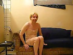 crossdresser lily PINK SOMETHING