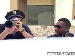 Brazzers Cop fucks Bridgette B hard