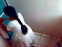 Banglan desi Dhakassa Hostelli Girls piilotettuja Cam Työpöytä HQ
