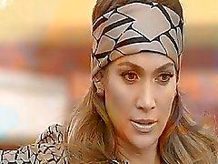 De Jennifer Lopez Nip gêne