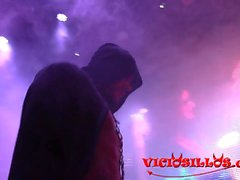 Rob Diesel e l'esposizione del pubblico a SEM 2016