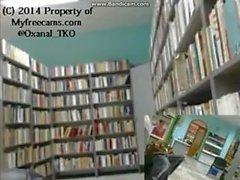 Практически Поймали Голый по библиотеке по чистого