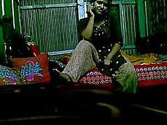 Bengalese ragazza del villaggio Rina