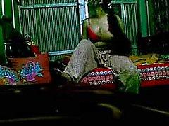 Bangladesh pueblo chica Rina