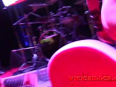 Turbo Leon och Manu Perro Nash gay kuk i SEM 2016