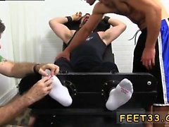 Brazil gay daddy porn images Dolan Wolf Jerked & Tickled