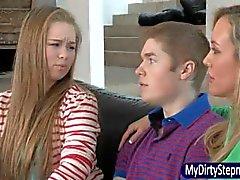 Madison Chandler tar BF till Brandi Kärlek