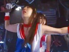 cosplay sailor moon girls