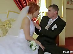 Cheating Redhead wife gets DAP