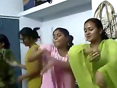 Bangladeshi Hostel Girl Dance