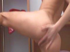 Секси Наташа белорусского играть с ней