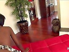 afrikkalainen emättimeen