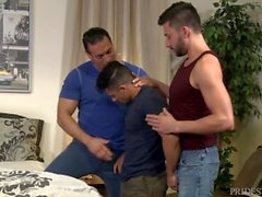 ExtraBigDicks Armond Rizzo Found 2 BIG DICKS To Have Fun With