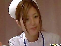 Hermosas Nurses Fabricado Me Cum todas las noches