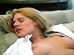 Cris Cassidy'nin , süper seksi klasik 80'lerin porno John Leslie