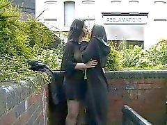 Государственные лесбиянкам раздеться на улицы Британии
