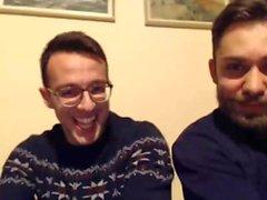 Italian boys camshow