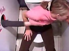 01 - Teen Glory Hole , Ujo blondi