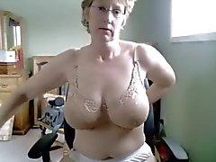 della signora età superiore # 1