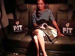 FuckedInTraffic - Ukrainas Shrima Malati älskar att knullas i trafiken