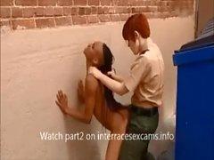 Hapishane görevlisi siyah lezbiyen sikikleri