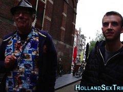 Hollandalı fahişe