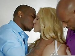 BLACKED Cadence Lux Addicted To Big Black Cock