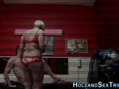 tiraillement Real prostituée