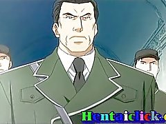Horny anime gay hardcore ass fucked