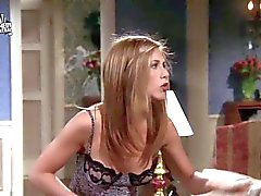 Jennifer Aniston Mamilos Mostra de Friends