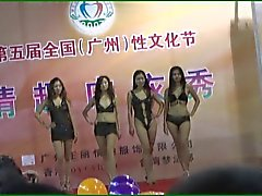 Lingerie mostra China