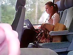 Flash em um trem e ela parece muitas vezes - Flostylez