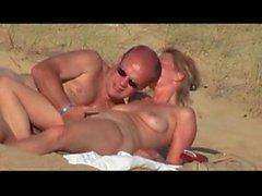Oculto vid de mujer francesa follando en la playa - más en sexyhotcamgirls