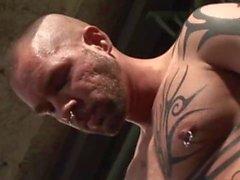 Skinhead Pig Brutal Bareback Fick